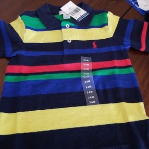 Brand new Ralph lauren polo shirt for boy